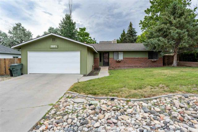 388 1/2 W Valley Circle, Grand Junction, CO 81507 (MLS #20193371) :: The Grand Junction Group with Keller Williams Colorado West LLC