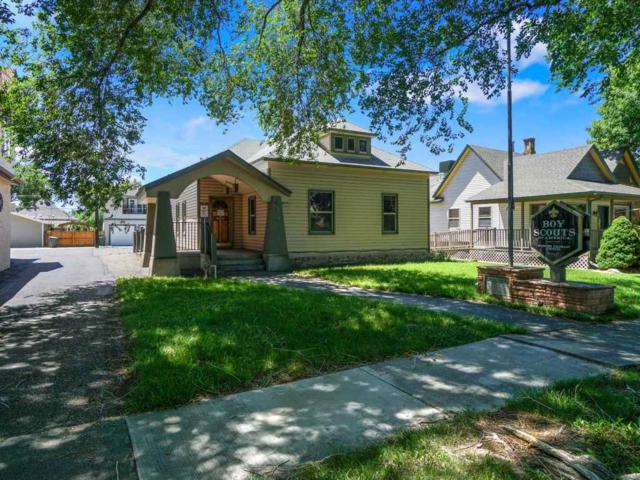 839 Grand Avenue, Grand Junction, CO 81501 (MLS #20193435) :: The Christi Reece Group