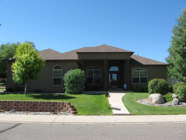 2217 Tuscany Avenue, Grand Junction, CO 81507 (MLS #20193527) :: The Grand Junction Group with Keller Williams Colorado West LLC