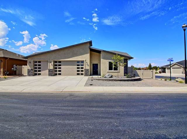 279 Everest Street, Grand Junction, CO 81503 (MLS #20193529) :: The Christi Reece Group