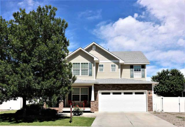 146 Arches Drive, Fruita, CO 81521 (MLS #20193576) :: The Christi Reece Group