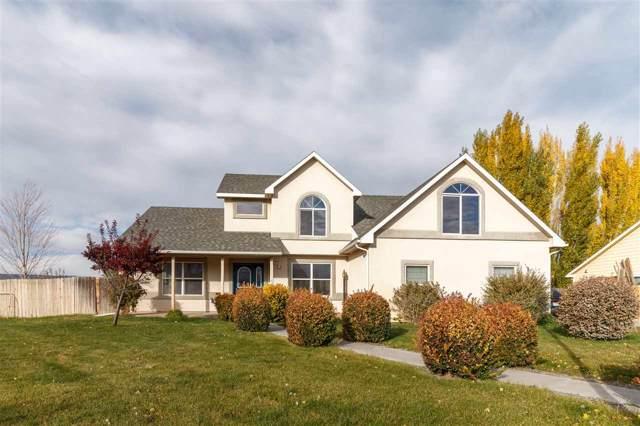2853 1/2 Vista Mar Drive, Grand Junction, CO 81503 (MLS #20193601) :: The Christi Reece Group