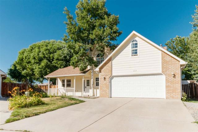 612 Orchard Run, Grand Junction, CO 81504 (MLS #20193680) :: CapRock Real Estate, LLC