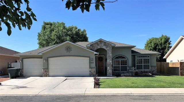 2511 Buchanan Drive, Grand Junction, CO 81505 (MLS #20193917) :: The Christi Reece Group