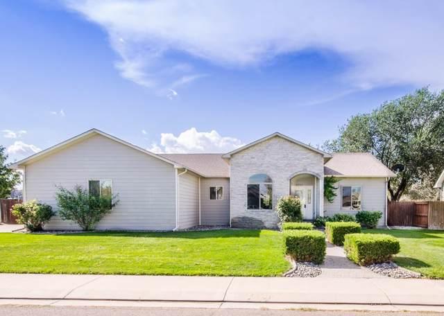 2867 Vista Mar Drive, Grand Junction, CO 81503 (MLS #20193942) :: CapRock Real Estate, LLC
