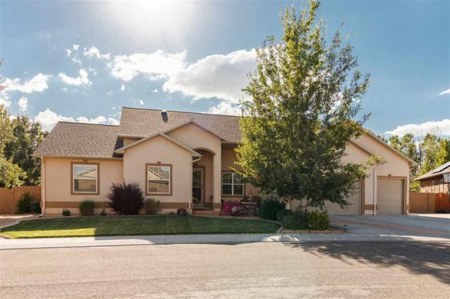 679 Tahoe Circle, Grand Junction, CO 81505 (MLS #20194047) :: The Christi Reece Group
