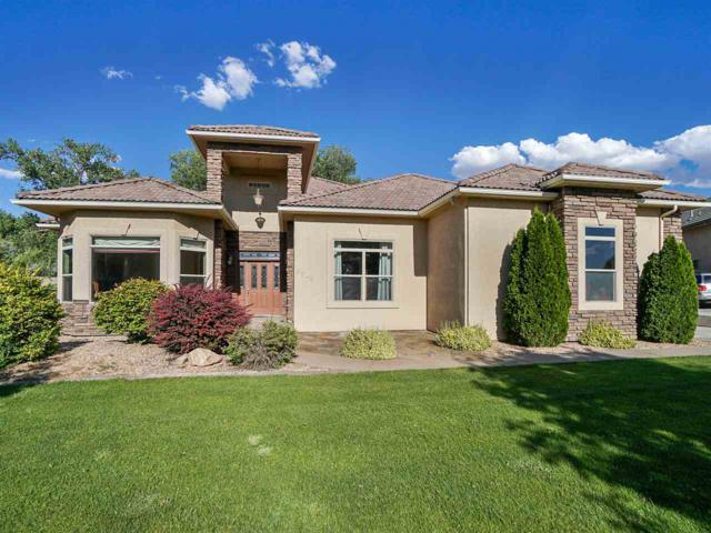 2585 Fox Run Drive, Grand Junction, CO 81505 (MLS #20194062) :: The Grand Junction Group with Keller Williams Colorado West LLC