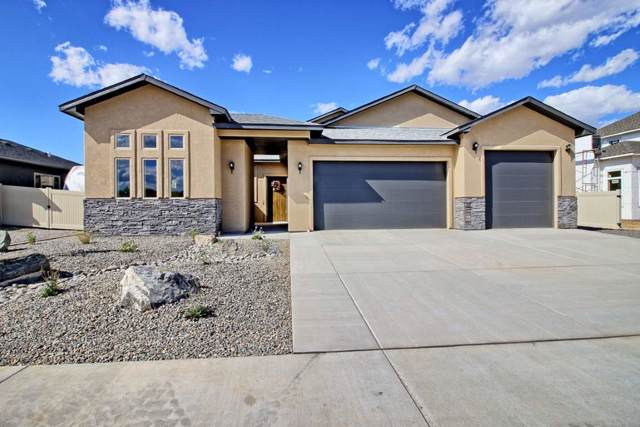 255 Mount Quandry Street, Grand Junction, CO 81503 (MLS #20194100) :: The Christi Reece Group