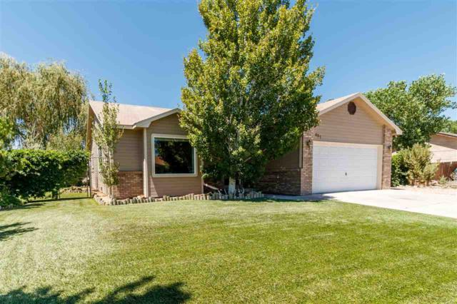 451 Cedar Glen Way, Fruita, CO 81521 (MLS #20194143) :: The Grand Junction Group with Keller Williams Colorado West LLC