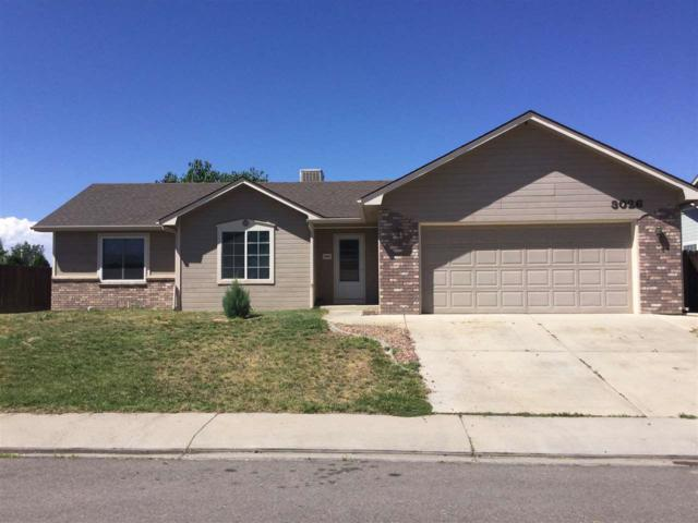 3026 N Moorland Circle, Grand Junction, CO 81504 (MLS #20194153) :: CapRock Real Estate, LLC