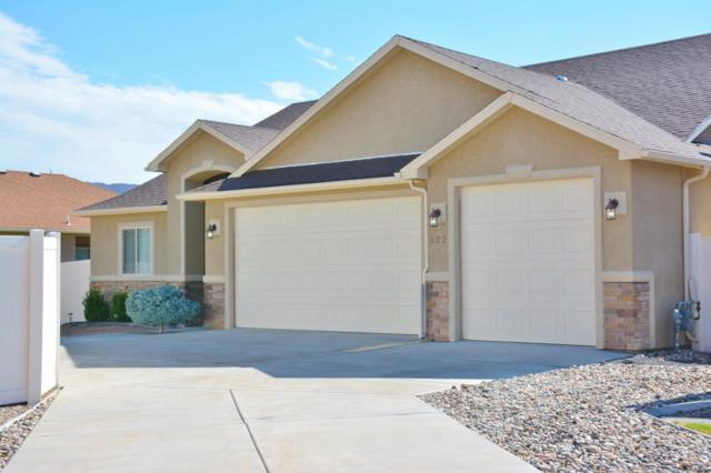 622 Crestmont Court, Grand Junction, CO 81504 (MLS #20194161) :: The Grand Junction Group with Keller Williams Colorado West LLC