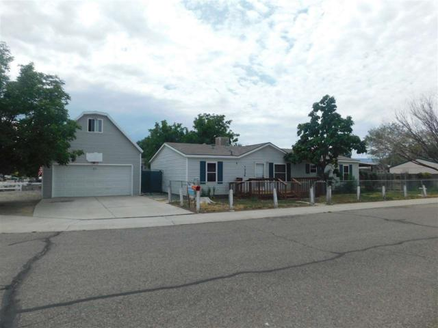 1336 Aquarius Avenue, Fruita, CO 81521 (MLS #20194514) :: The Christi Reece Group