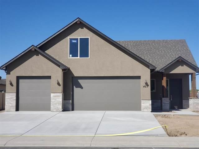 423 Woodland Court, Fruita, CO 81521 (MLS #20194528) :: CapRock Real Estate, LLC