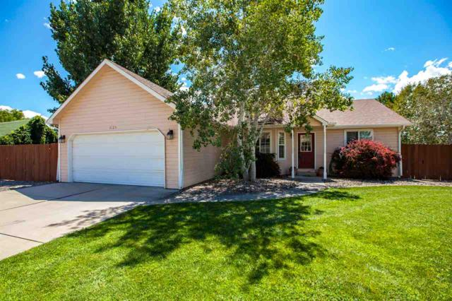 3123 Devin Drive, Grand Junction, CO 81504 (MLS #20194589) :: CapRock Real Estate, LLC