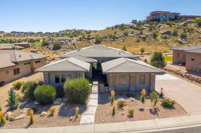 318 Shadow Lake Court, Grand Junction, CO 81507 (MLS #20195273) :: The Christi Reece Group