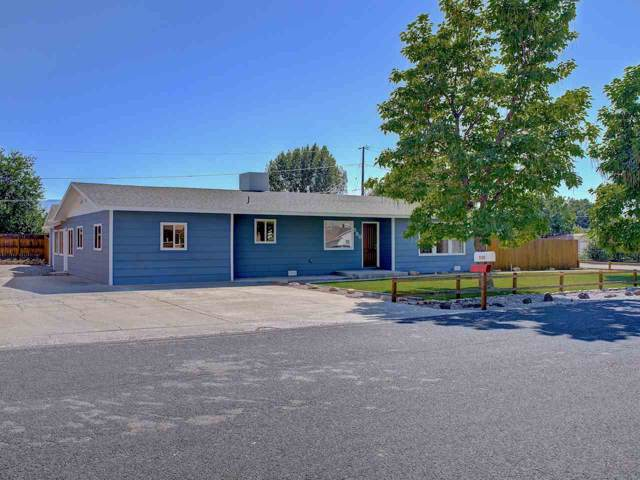 590 29 3/8 Road, Grand Junction, CO 81504 (MLS #20195310) :: The Christi Reece Group
