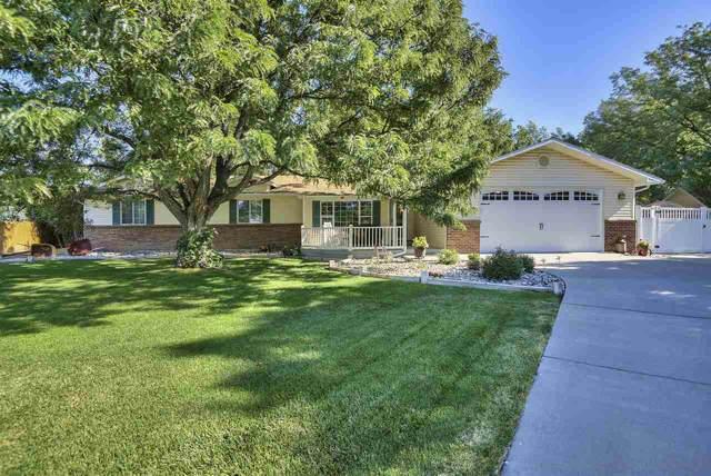 2710 Del Mar Circle, Grand Junction, CO 81506 (MLS #20195323) :: CapRock Real Estate, LLC