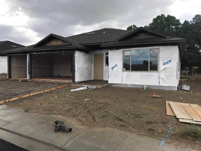 640 Thunder Ridge Drive, Grand Junction, CO 81504 (MLS #20195343) :: The Christi Reece Group
