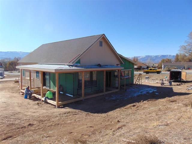 525 Sandstone Drive, Silt, CO 81652 (MLS #20195344) :: The Christi Reece Group