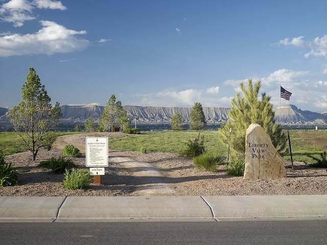 189 Ledge Court, Grand Junction, CO 81503 (MLS #20195390) :: The Kimbrough Team | RE/MAX 4000