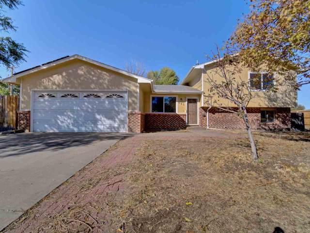 551 Eastbrook Street, Grand Junction, CO 81504 (MLS #20195447) :: CapRock Real Estate, LLC