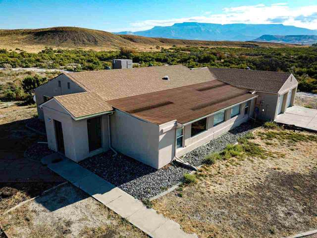 4184 Highway 50, Whitewater, CO 81527 (MLS #20195482) :: The Grand Junction Group with Keller Williams Colorado West LLC
