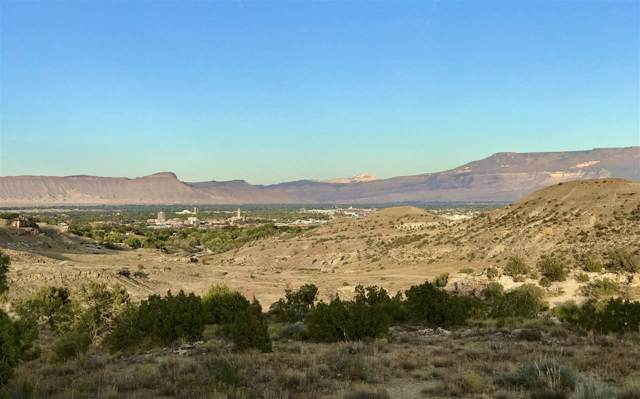 TBD15A W Ridges Boulevard, Grand Junction, CO 81507 (MLS #20195513) :: The Grand Junction Group with Keller Williams Colorado West LLC