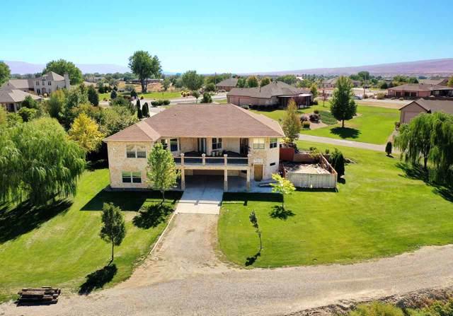 1004 Pritchard Mesa Court, Grand Junction, CO 81505 (MLS #20195552) :: The Danny Kuta Team