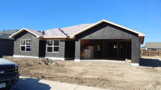 435 Fox Meadows Street B, Grand Junction, CO 81504 (MLS #20195602) :: The Christi Reece Group