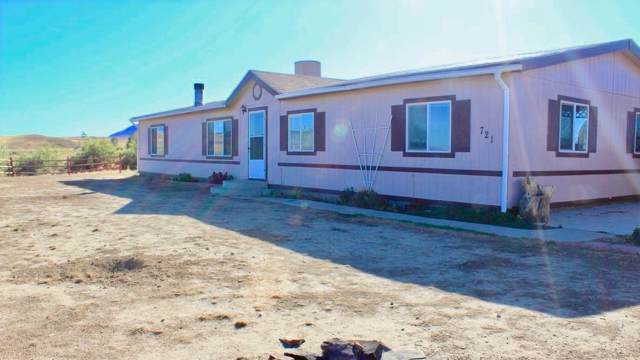 721 Old Highway 6&50, Mack, CO 81525 (MLS #20195633) :: The Grand Junction Group with Keller Williams Colorado West LLC
