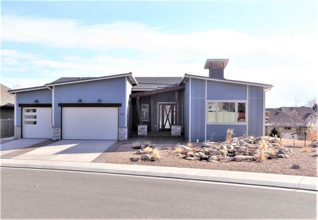 716 Malachi Street, Grand Junction, CO 81507 (MLS #20195670) :: The Grand Junction Group with Keller Williams Colorado West LLC