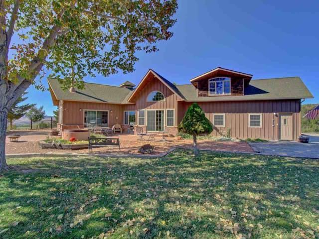 34816 Powell Mesa Road, Hotchkiss, CO 81419 (MLS #20195700) :: The Christi Reece Group