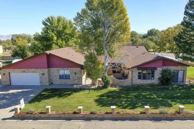 636 S Surrey Court, Grand Junction, CO 81507 (MLS #20195703) :: The Christi Reece Group