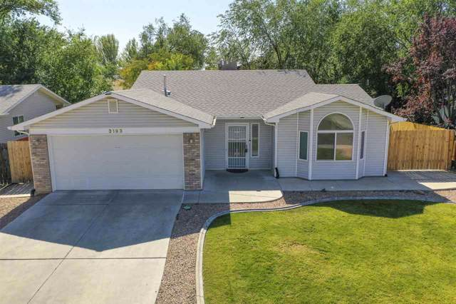 3193 Summit Court, Grand Junction, CO 81504 (MLS #20195779) :: The Christi Reece Group