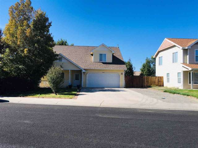 387 1/2 Skyler Street, Grand Junction, CO 81501 (MLS #20195848) :: CapRock Real Estate, LLC