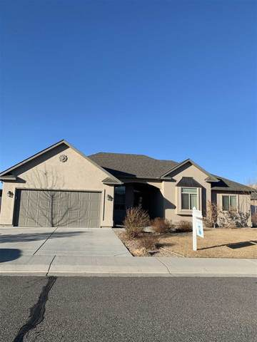3170 Stoneburro Drive, Grand Junction, CO 81504 (MLS #20195879) :: The Grand Junction Group with Keller Williams Colorado West LLC