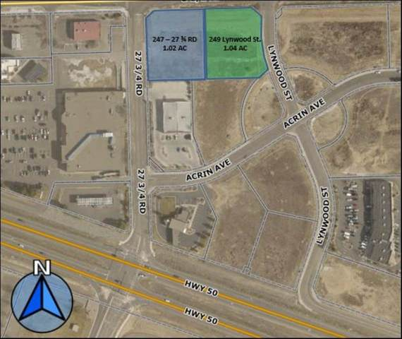247 27 3/4 Road 1 Lot, Grand Junction, CO 81503 (MLS #20195913) :: Lifestyle Living Real Estate