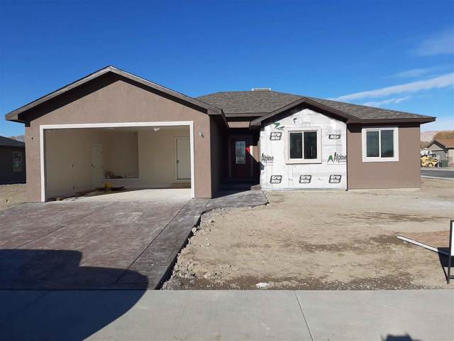 3140 Bevill Avenue, Grand Junction, CO 81504 (MLS #20196178) :: The Christi Reece Group