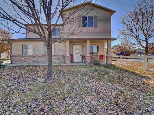 2461 1/2 Brookwillow Loop, Grand Junction, CO 81505 (MLS #20196200) :: CapRock Real Estate, LLC