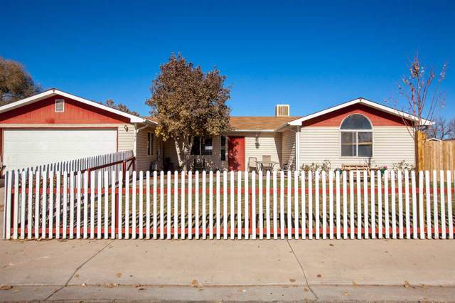 1162 Micaelas Place, Orchard Mesa, CO 81503 (MLS #20196254) :: The Christi Reece Group