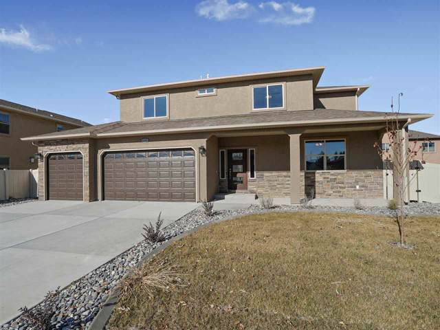 1431 Satterfield Avenue, Fruita, CO 81521 (MLS #20196276) :: CapRock Real Estate, LLC
