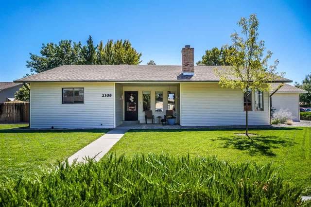 2309 Hawthorne Avenue, Grand Junction, CO 81506 (MLS #20196299) :: CENTURY 21 CapRock Real Estate