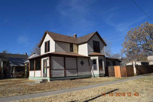 860 Ouray Avenue, Grand Junction, CO 81501 (MLS #20196307) :: The Christi Reece Group
