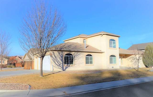 628 Kings Glen Loop, Grand Junction, CO 81504 (MLS #20196310) :: The Grand Junction Group with Keller Williams Colorado West LLC