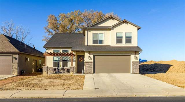 639 24 3/4 Road, Grand Junction, CO 81505 (MLS #20196322) :: The Christi Reece Group