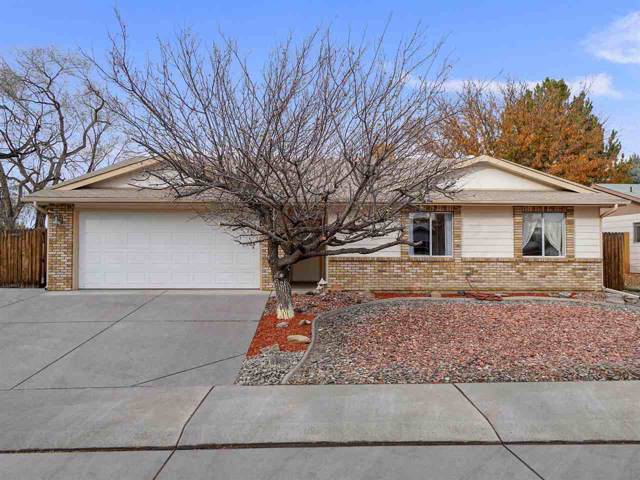 3052 Avalon Drive, Grand Junction, CO 81504 (MLS #20196362) :: The Grand Junction Group with Keller Williams Colorado West LLC