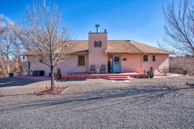 2254 Redlands Court, Grand Junction, CO 81507 (MLS #20196470) :: The Grand Junction Group with Keller Williams Colorado West LLC