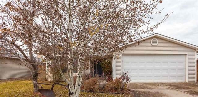 265 E Hanover Circle, Grand Junction, CO 81503 (MLS #20196476) :: The Christi Reece Group