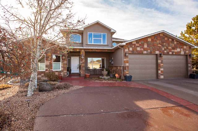 2623 Wisteria Court, Grand Junction, CO 81506 (MLS #20196533) :: The Christi Reece Group