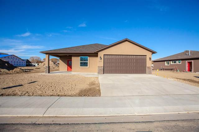 3138 Bevill Avenue, Grand Junction, CO 81504 (MLS #20196563) :: The Grand Junction Group with Keller Williams Colorado West LLC
